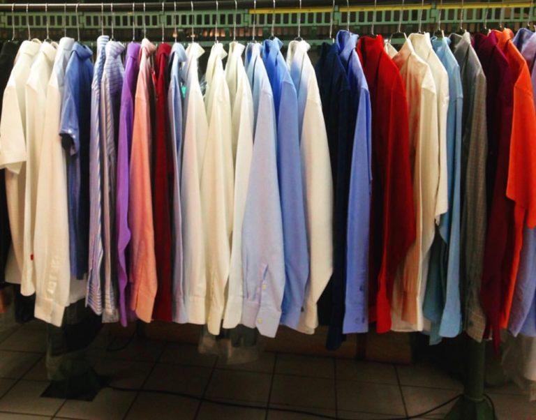 nettoyage vêtements